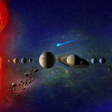Güneş Sistemi'nin Tüm Gezegenleriyle İlgili İlginç Bilgiler