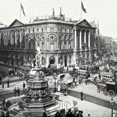 1900'lü Yıllardaki Avrupa Şehir Nüfusları