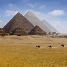 Mısır Piramitleri O Zamanki Teknolojiyle Nasıl Yapıldı?