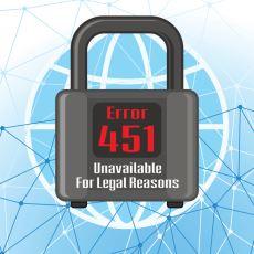 Yasal Nedenlerle Engellenen Web Sayfalarında Dönen Hata Kodunun '451' Olmasının Sebebi