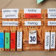Haftanın Günleri, Türkçe ve Diğer Dil Ailelerinde Nasıl İsimlendirildi?
