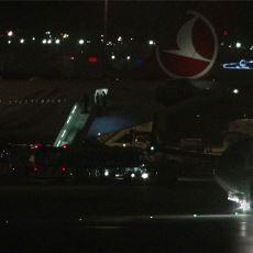 Tam 7 Saat Havada Turlayarak Türk Havacılık Tarihine Geçen THY İstanbul-Montreal Yolcu Uçağı