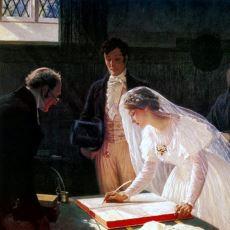 Marx'a Göre İlkel Komünal Toplumların Sonuyla Ortaya Çıkan Kavram: Evlilik