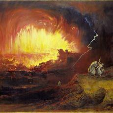Sodom ve Gomorra Şehirlerinin Günümüzde Hangi Bölgede Olduğu Düşünülüyor?