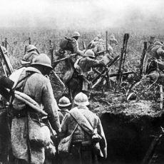 40 Milyon Top Mermisinin Kullanıldığı, 300 Gün Süren Tarihin En Kanlı Savaşlarından Verdun