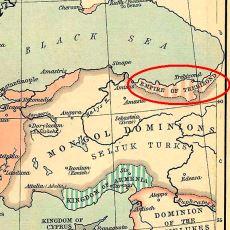 1461'de Fatih'in Ele Geçirdiği 257 Senelik Devlet: Trabzon İmparatorluğu