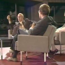 Michel Foucault ve Noam Chomsky'nin, İnsan Doğası Üzerine Yıllar Geçtikçe Efsaneleşen Sohbeti