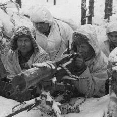 1939-1940 Kış Savaşı Sırasında Finlandiya'nın Çamurluğu Arşa Çıkaran Hamleleri