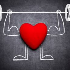 Spor Yapan İnsanların Kalp Hacimleri Diğer İnsanlara Oranla Daha Büyük