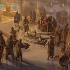 Bizans İmparatorluğu'nda Uygulanan Bir Garip Vergi: Alamanikon