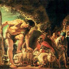 Truva Savaşı'ndan Dönen Odisseus ve Tek Gözlü Dev Kiklop Arasında Geçen Hikaye
