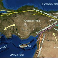 Kuzey Anadolu Fay Hattı 1948 Yılında Nasıl Keşfedildi?