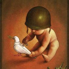 Tek Bir Resimle Dünya Sorunlarını Özetleyebilen Pawel Kuczynski Çizimleri