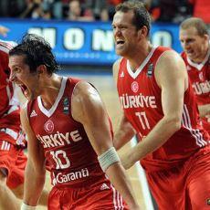 Yakın Tarihimizde Milli Takımın ve Türk Takımlarının Attığı Son Saniye Basketleri