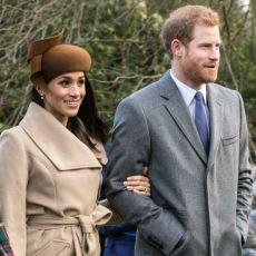 Kraliyet Ailesi'nin Prens Harry ve Meghan Markle'a Verdiği İnce Cevap