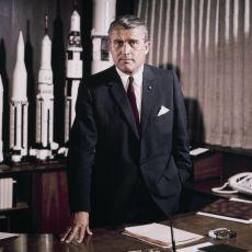 2001: A Space Odyssey Filminin Yaratılmasına Ön Ayak Olmuş Roket Bilimci: Wernher von Braun