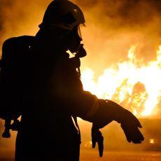 Yangını Söndürebilmek İçin Canı Pahasına Çalışan İtfaiyecilerin Koruyucu Ekipmanları ve Başlıca Özellikleri
