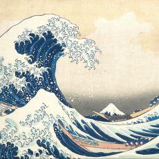 Modern Manga Sanatına İlham Kaynağı Olmuş Japon Sanatçı Hokusai'nin Hayranlık Uyandıran Çalışmaları