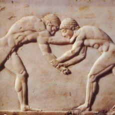 Tüm Sparta Vatandaşlarının Mükellef Olduğu Çok Sert Askeri Eğitim: Agoge