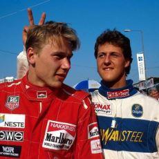 Formula 1'de Mika Hakkinen - Michael Schumacher Rekabetini İzlemiş Efsanevi Nesil