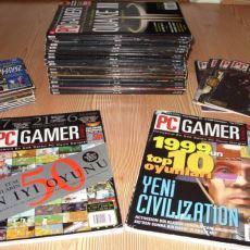 Dergi CD'lerinden Demo Oyun Oynamış Efsane Nesil