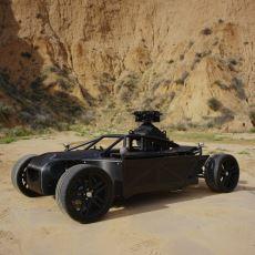 Filmlerde Kullanılan ve İstediğiniz Herhangi Bir Modele Dönüşebilen Araba: The Blackbird