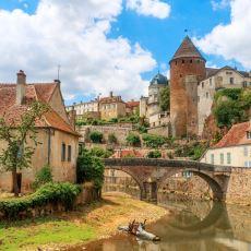 Dünyanın En Kaliteli Şaraplarının Çıktığı Söylenen Doğu Fransa Bölgesi: Burgonya