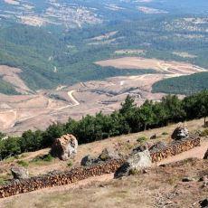 Kaz Dağları'ndaki Altın Madeninde Siyanür Kullanımının Getireceği Tehlikeler