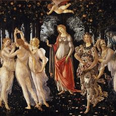 Botticelli'nin Meşhur Tablosu Primavera Bize Ne Anlatıyor?