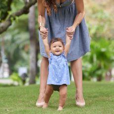 Bir Bebeğin, Hareketlerini Kombine Ederek Yürümeyi Öğrendiği Sistem: Motor Gelişim Teorisi