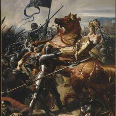 İngiltere ve Fransa Arasındaki 116 Yıllık Savaşı Bitiren Castillon Muharebesi