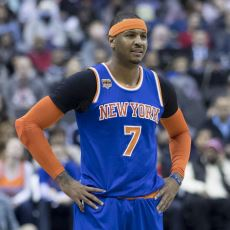 Bir Zamanların Süper Yıldızı Carmelo Anthony Neden Kendisine Takım Bulamıyor?