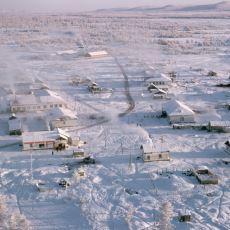 Termometrelerin -67 Dereceyi Gördüğü Dünyanın En Soğuk Köyü: Oymyakon