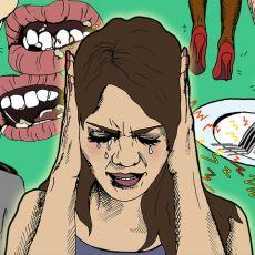 Ağız Şapırdatma Sesine Katlanamayanların Hastalığı: Misofonya