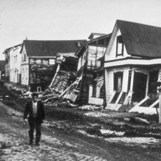 Gelmiş Geçmiş En Büyük Deprem Olan 9.5'luk Şili Depremine Dair Korkutucu Detaylar