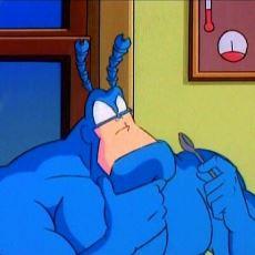 Süper Kahraman Formatıyla Müthiş Dalga Geçen Kaşıkların Efendisi Çizgi Film: Kene
