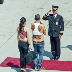 Tayland Prensinin Almanya Ziyaretindeki İlginç Giyimi