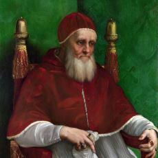 """""""Savaşçı Papa"""" Lakabıyla Anılan Cenova kökenli Din Adamı: Papa II. Julius"""
