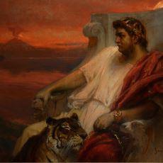 """Roma'yı Yakan İmparator Neron'un Ünlü """"Qualis Artifex Pereo"""" Lafının Heyecanlı Öyküsü"""