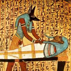 Cesetlerin Mumyalanması ve Gömülmesinden Sorumlu Mısır Tanrısı: Anubis