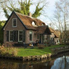 Hollanda'nın Gizli Kalmış Cenneti: Giethoorn