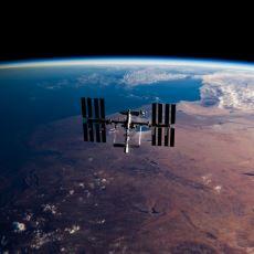 Uluslararası Uzay İstasyonu'ndaki Astronotların Günde 16 Defa Gün Doğumu ve Batımı Görmesi