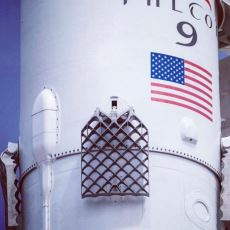 Falcon 9'ların Yeniden Kullanılabilir Olmasının Önemli Sebeplerinden Biri: Grid Fin