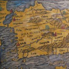 MÖ 3. Yüzyılda Avrupa'dan Göçüp Yozgat'ta Karar Kılan Kavim: Galatlar