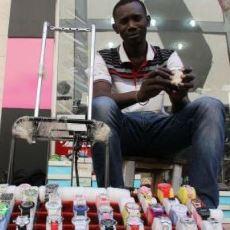 Türkiye'de Saat Satan Afrikalılar Üzerinden Azınlıkların Ülkemizde Sakince de Yaşayabileceğini Kanıtlayan Bir Anı