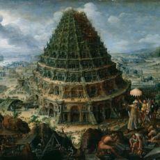 Tanrı'ya Ulaşmak İçin İnşasına Başlanan Efsanevi Yapı: Babil Kulesi