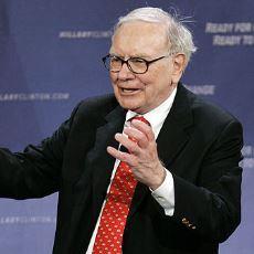En Zenginler Listesinde Servetini Hisse Senetlerinden Kazanmış Tek İnsan: Warren Buffet