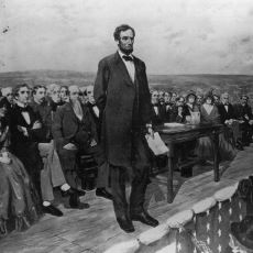 Yalnızca 227 Kelime Kullanılarak Yapılan Amerika Tarihinin En Etkili Konuşmalarından Biri: Gettysburg Hitabesi