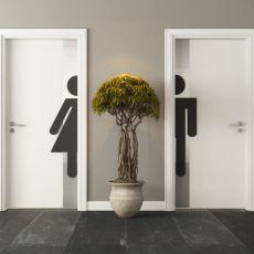 Kafayı Tuvalette Fazla Kalan Çalışanlarına Takmış Şirketin Acayip Uyarı Yazısı