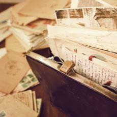 Bilet, Fatura Gibi Çer Çöp Olarak Tanımlanan Şeyleri Atmaya Kıyamama: Efemera